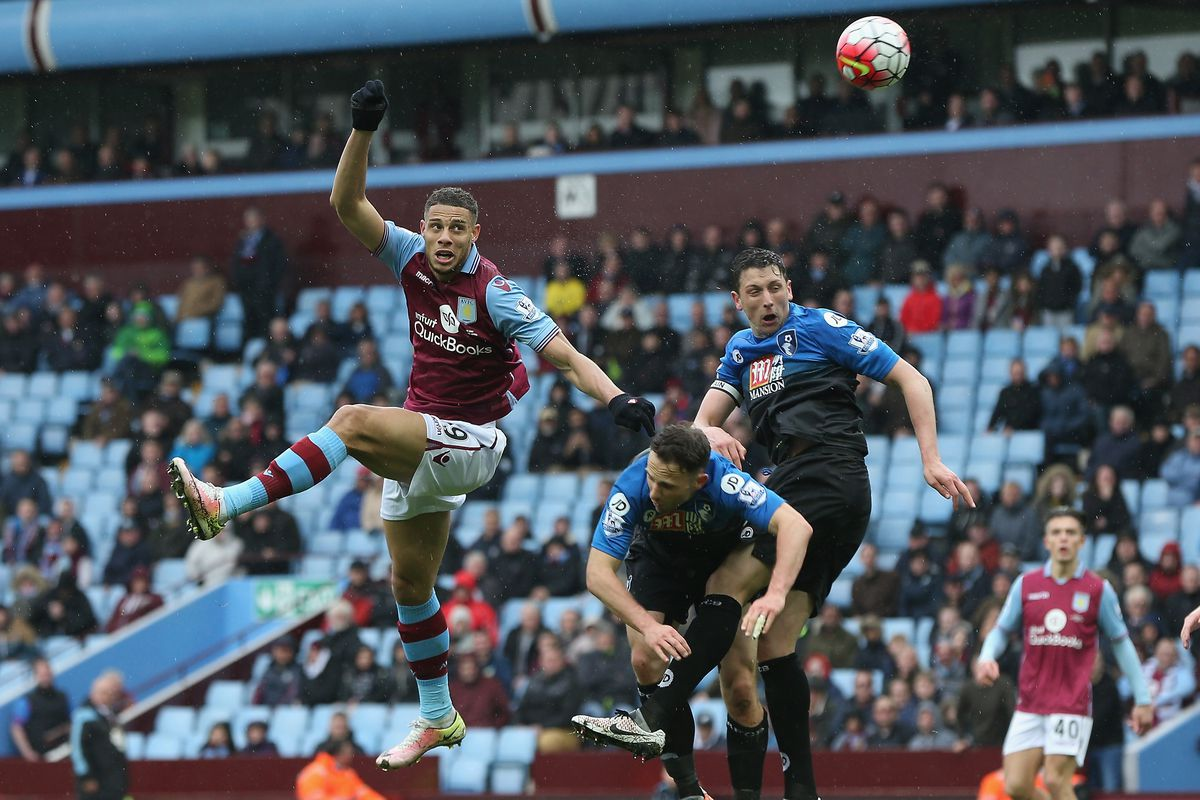 Rudy Gestede: Waiting to drop.