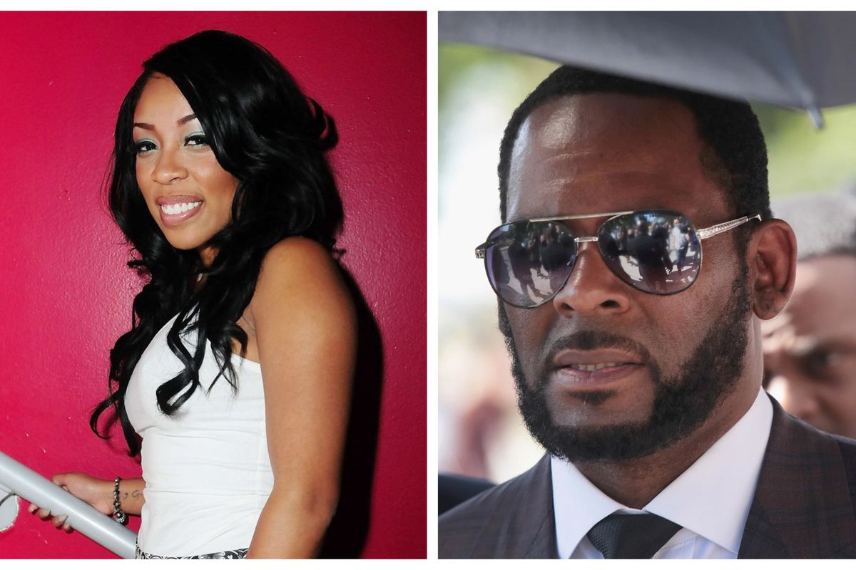 K. Michelle and R. Kelly