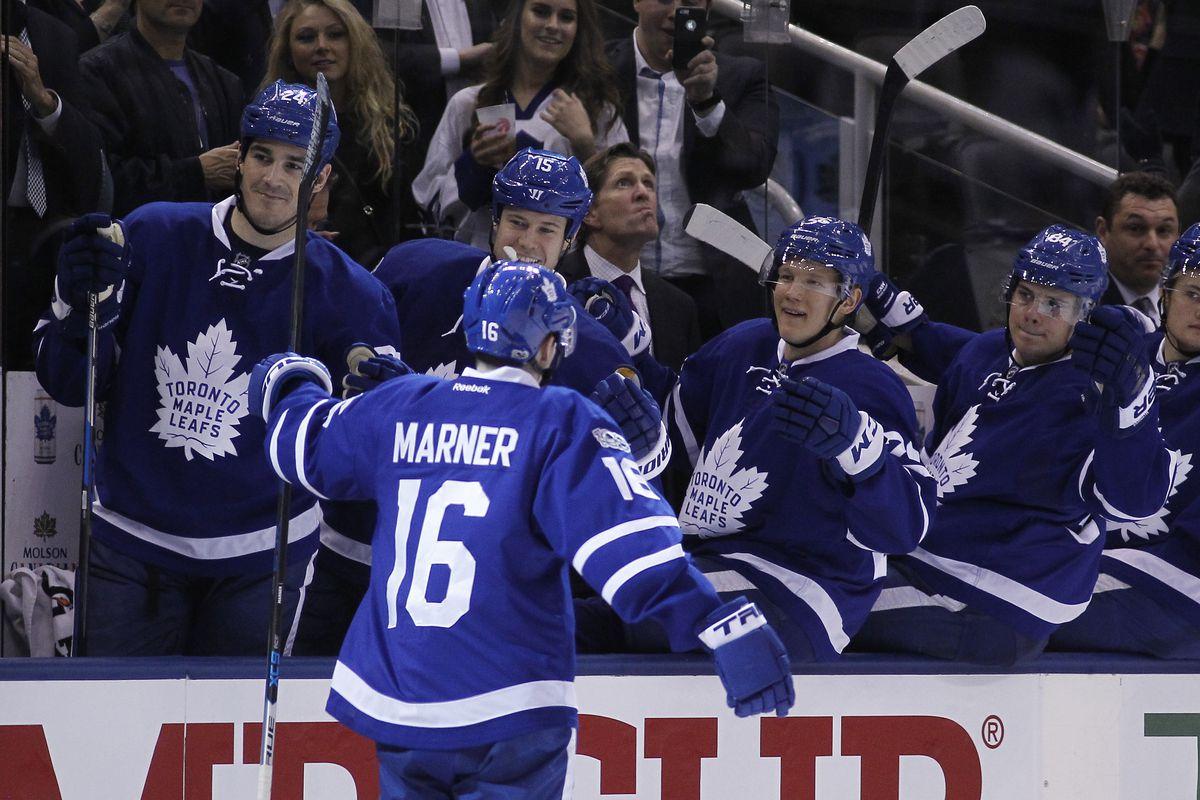 NHL: Philadelphia Flyers at Toronto Maple Leafs