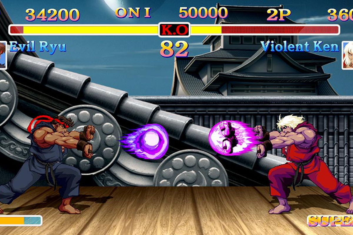 Image result for fighting games