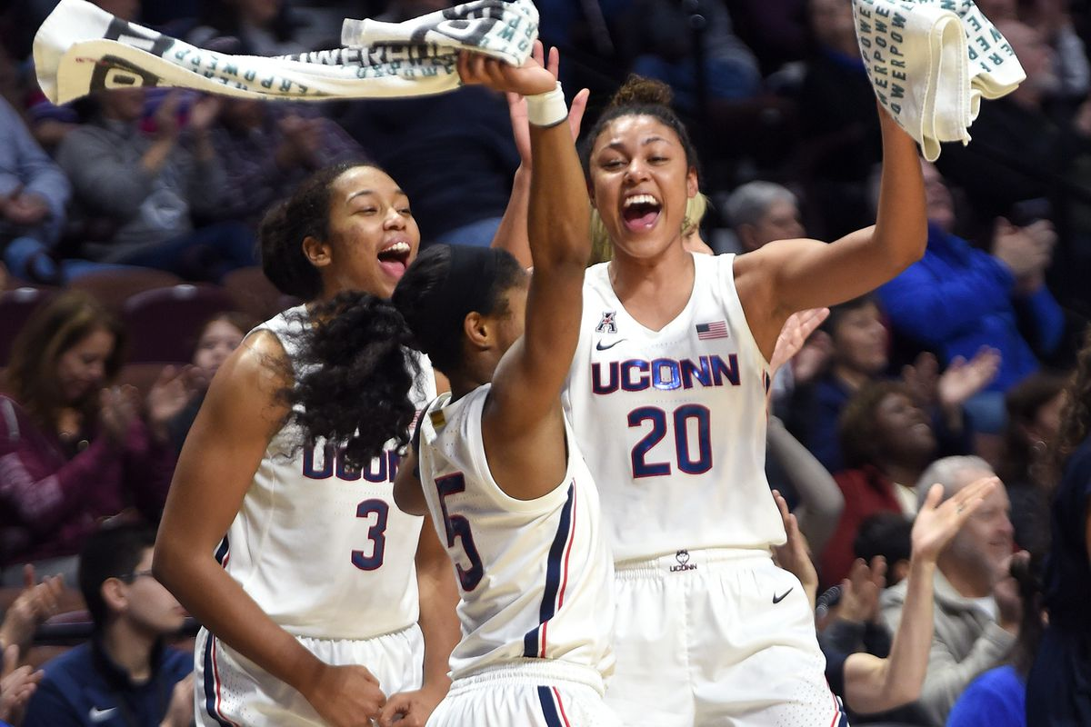 UConn women's basketball team voted No. 1 in AP poll after win over Oklahoma