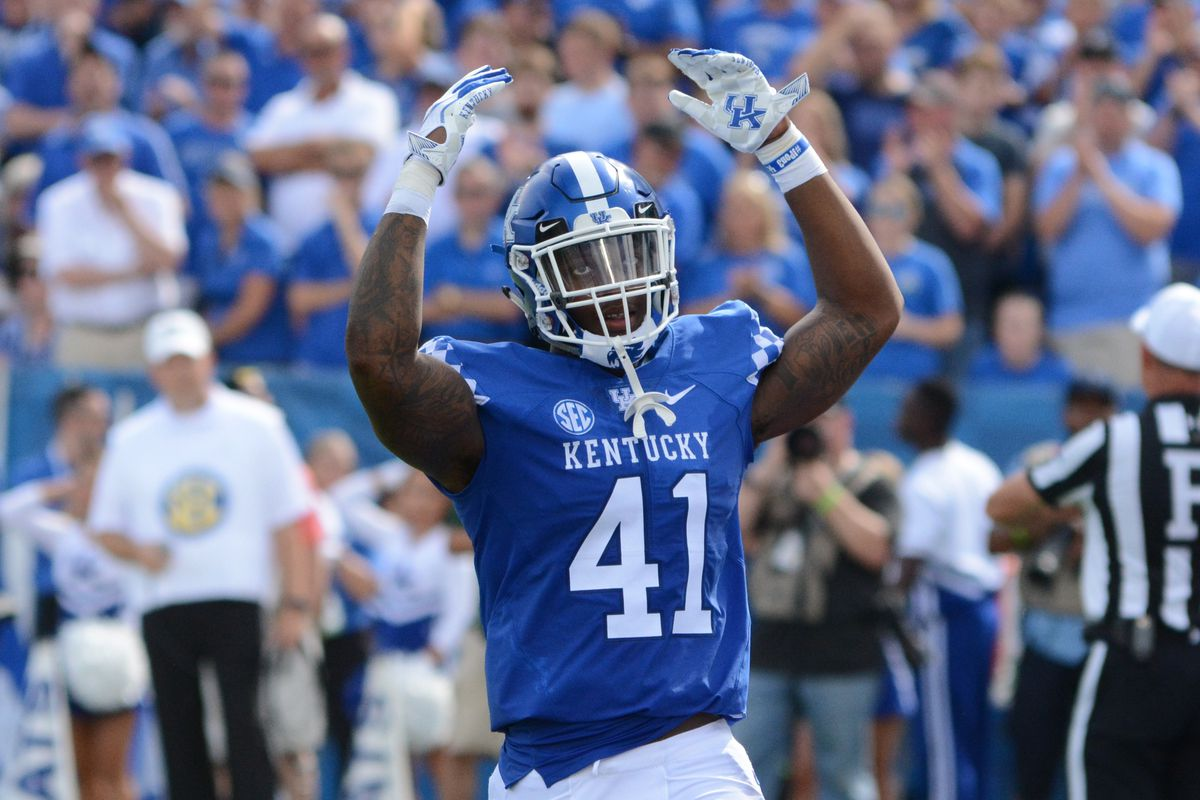 the latest af0f4 73819 NFL Mock Draft Roundup for Kentucky Wildcats - A Sea Of Blue