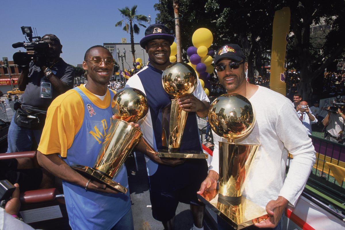 Lakers Victory Parade