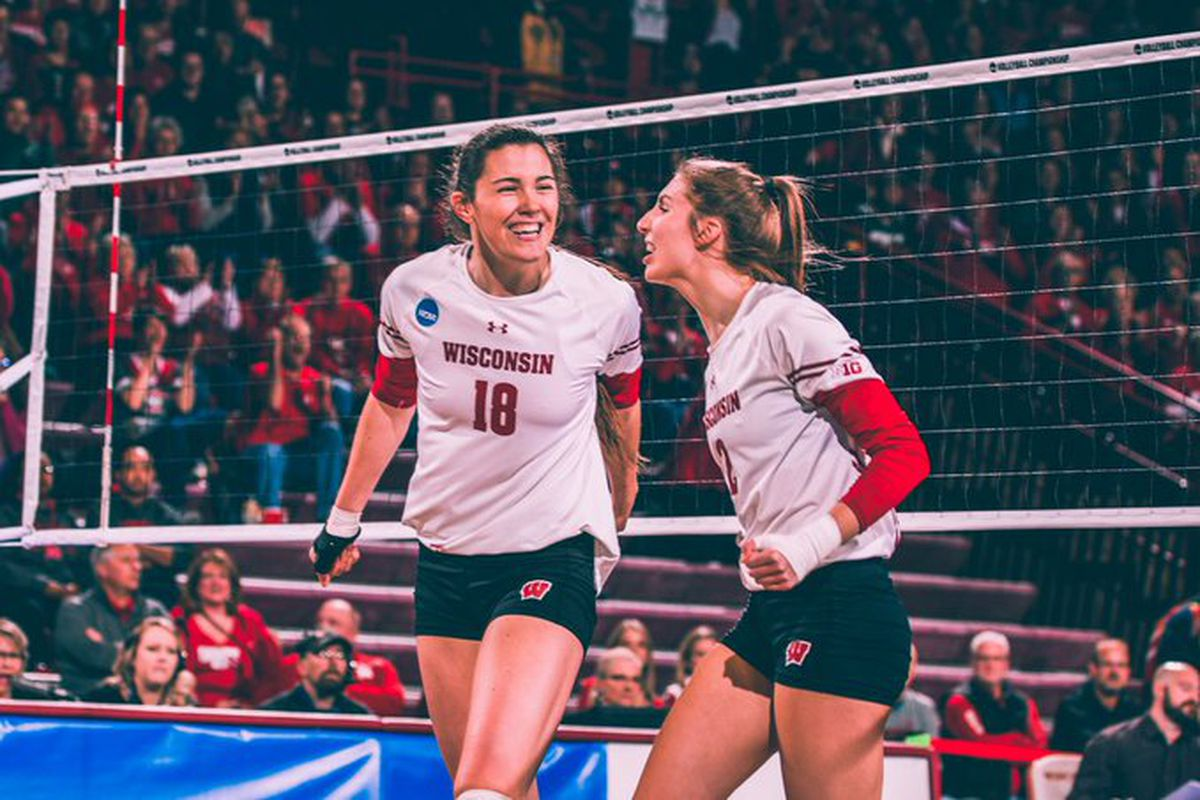 Wisconsin Badgers volleyball: Badgers sweep Texas A&M and move on to Elite 8