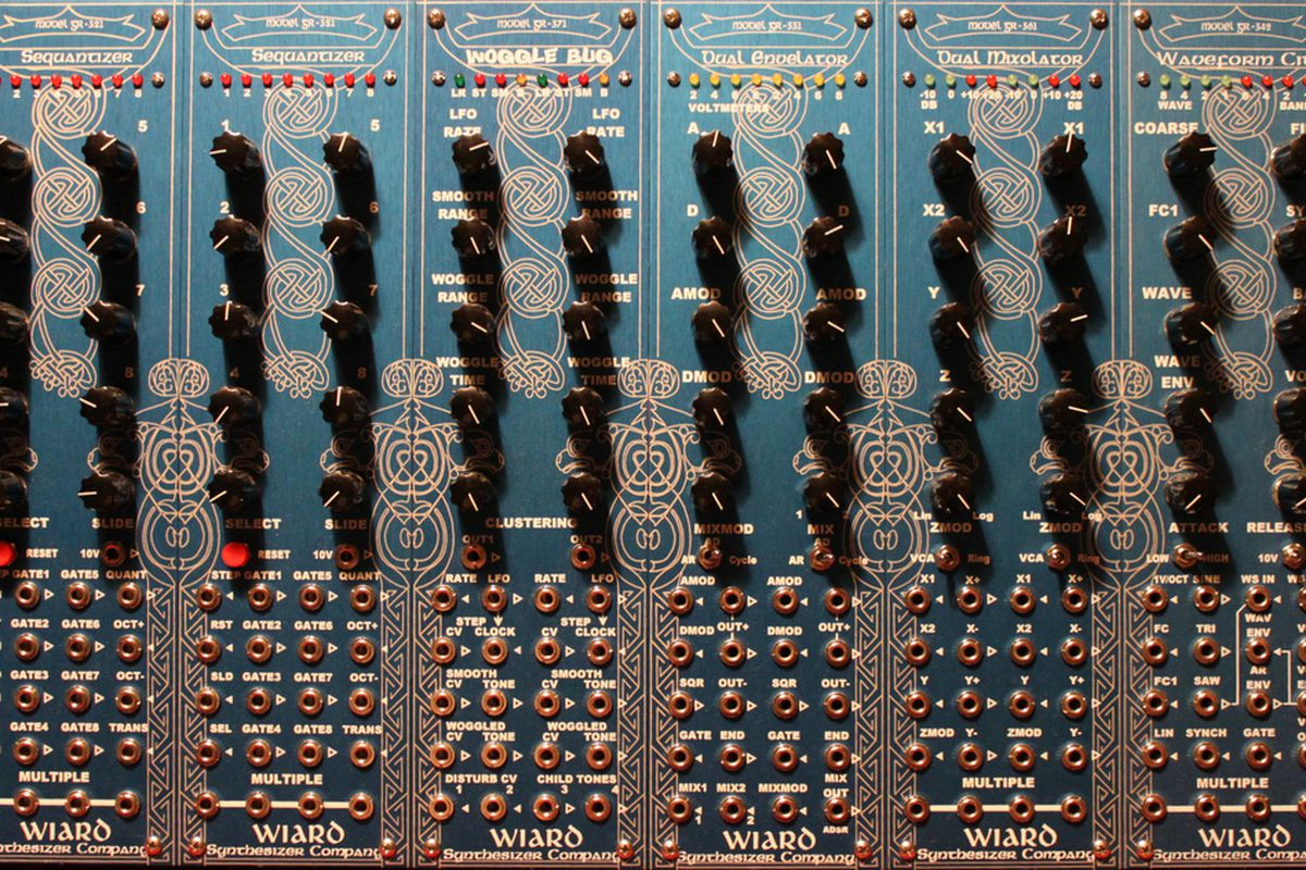 FLICKR synthesizer