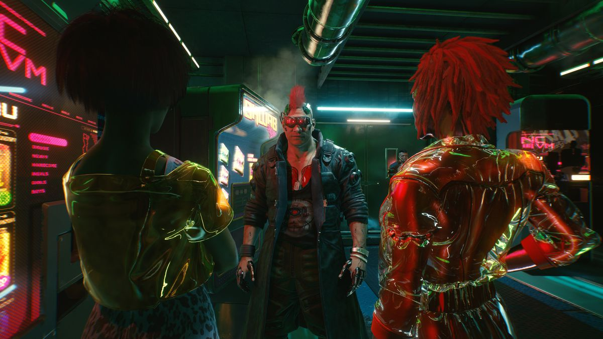 CD Projekt Red abasteció a sus fans más ansiosos con el marketing de Cyberpunk 2077, Cloud Pocket 365