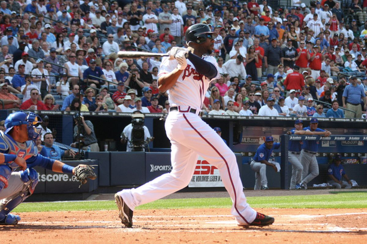 Jason Heyward has had an incredible season both offensively and defensively. Because of this, he is the deserving candidate for National League Rookie of the Year.