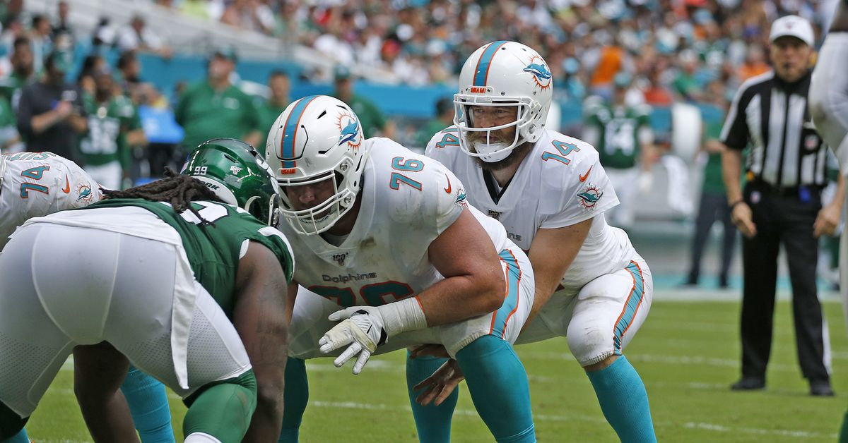 Miami Dolphins @ New York Jets: Live Thread & Game Information