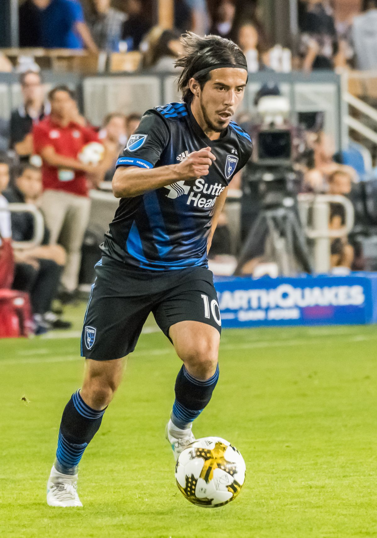 SOCCER: SEP 27 MLS - Chicago Fire at San Jose Earthquakes
