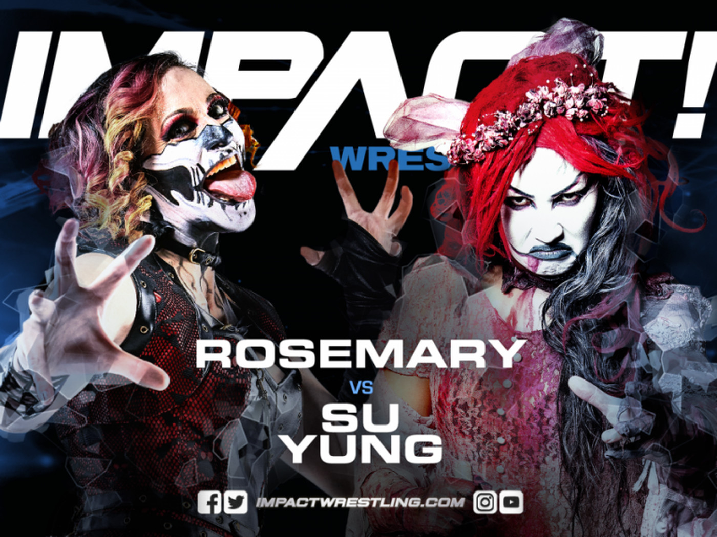 impact wrestling results, live blog: rosemary vs. su yung - cageside
