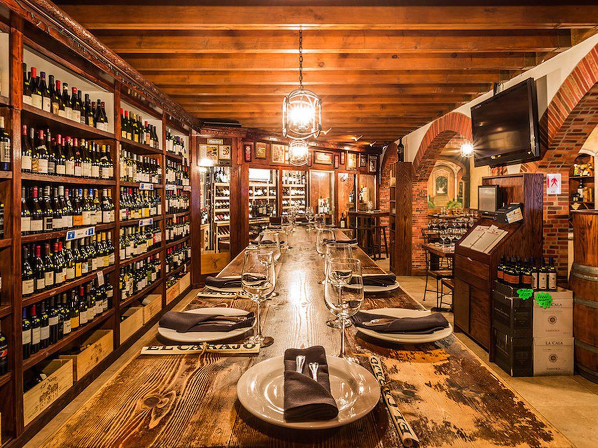 El Carajo Tapas and Wine