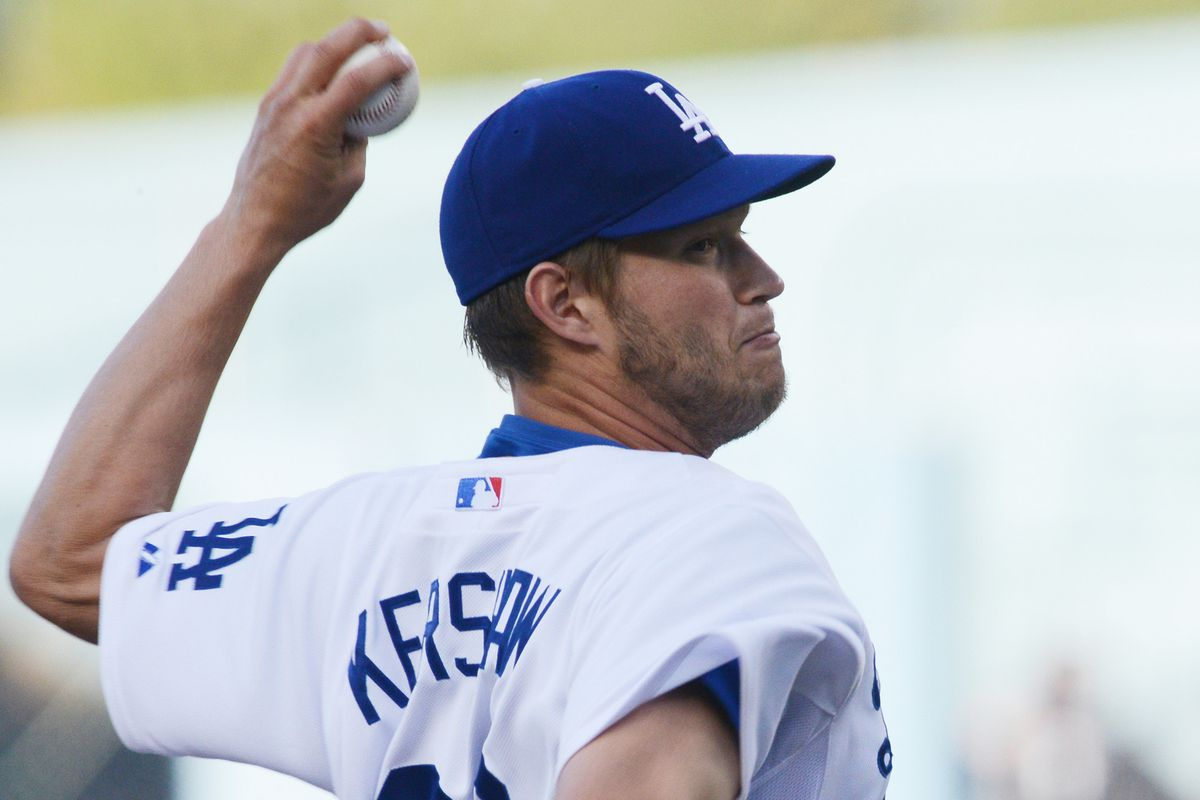Clayton Kershaw was highly focused this week and dominated opposing batters.