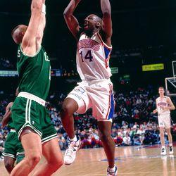 1995: Philadelphia 76ers