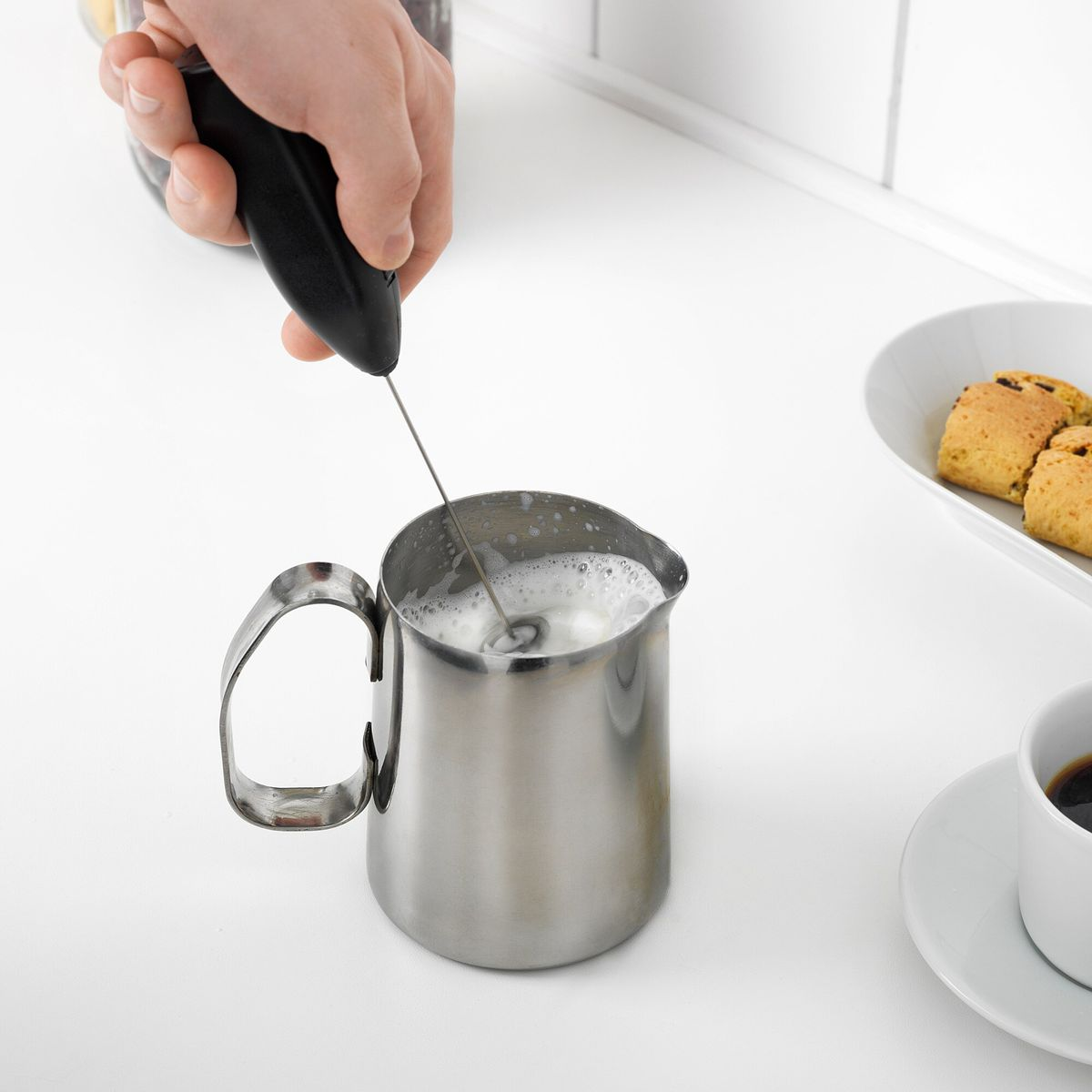 Ikea Produkt milk frother