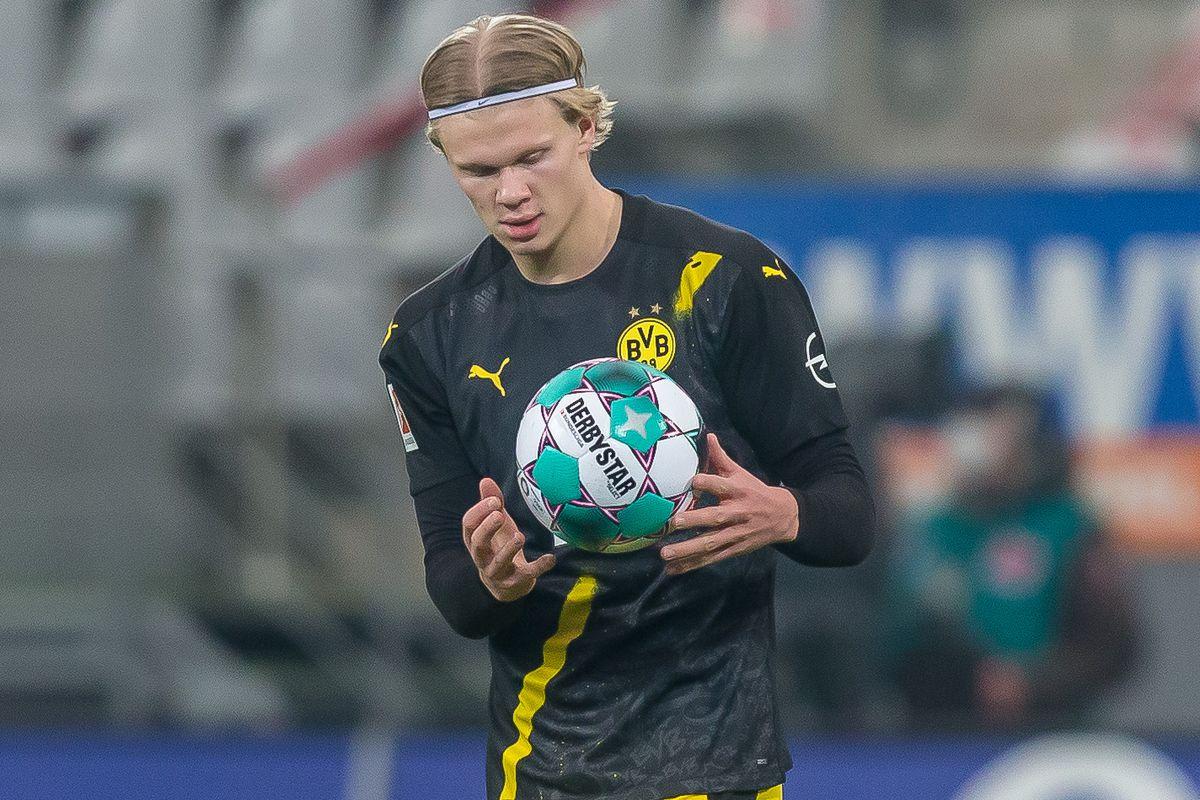 Erling Haaland - Borussia Dortmund - Bundesliga