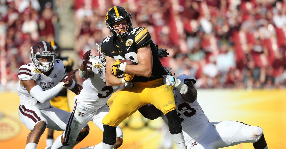2019 NFL mock draft: Packers again projected for Polite, Hockenson