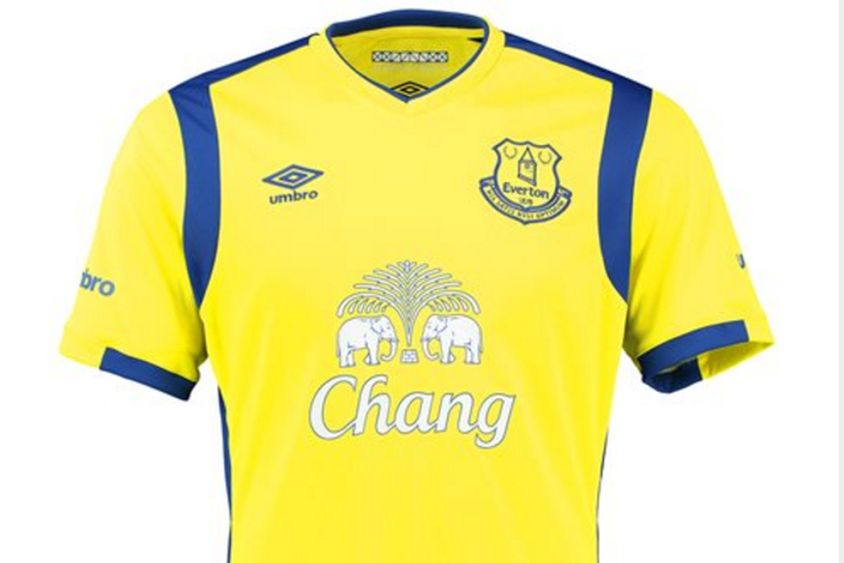 finest selection e16d4 be0b8 Everton reveal third kit for 2016⁄17 season - Royal Blue Mersey