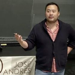 """<a href=""""http://eater.com/archives/2012/12/04/david-chang-on-momofukus-scientific-pursuit-of-umami.php"""">Watch David Chang's Harvard Talk on Momofuku's Scientific Pursuit of Umami</a>"""