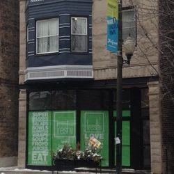 More signs of life! Freshii will also spring up soon.