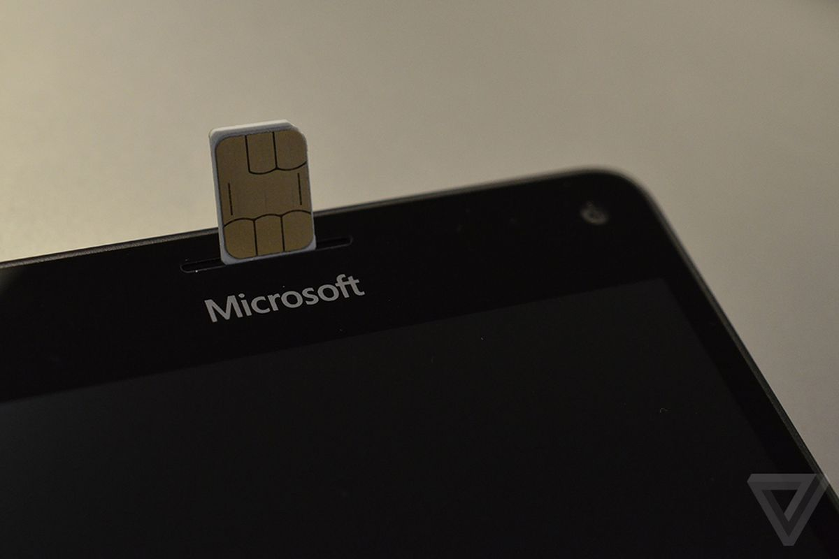 Microsoft Is Planning To Make LTE Access A Little Easier Soon Thanks Its Own SIM Card The Software Giant Currently Testing Cellular Data App That