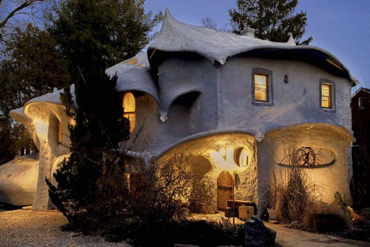 4 Bedroom Houses For Rent In Maryland Mushroom House Bethesda S Weirdest Home Sells For 920k