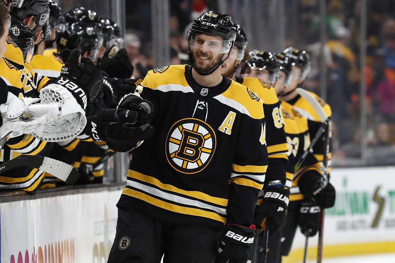The state of the Bruins at the holidays and a forecast for 2019 ... 9c6ca040293