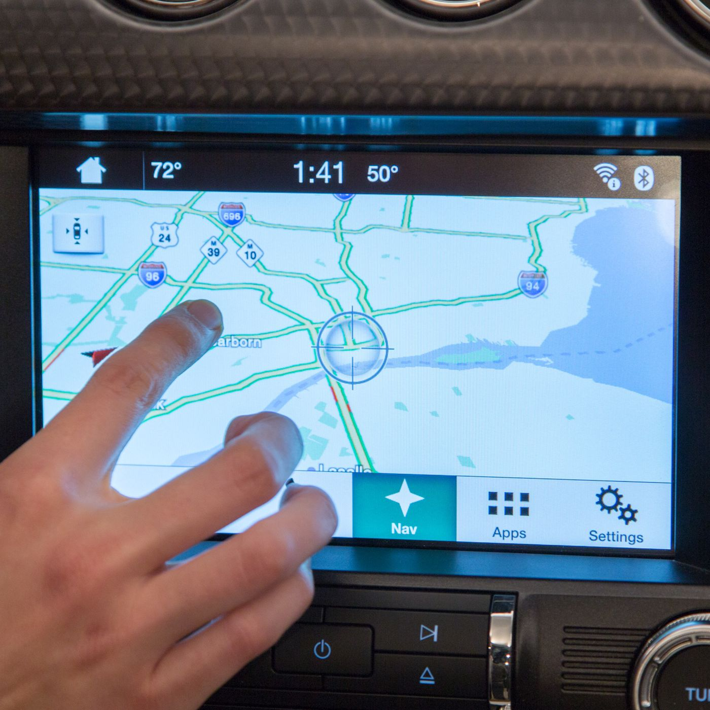 Ford Will Let Third Party Navigation Apps Run On Cars With Sync 3 The Verge
