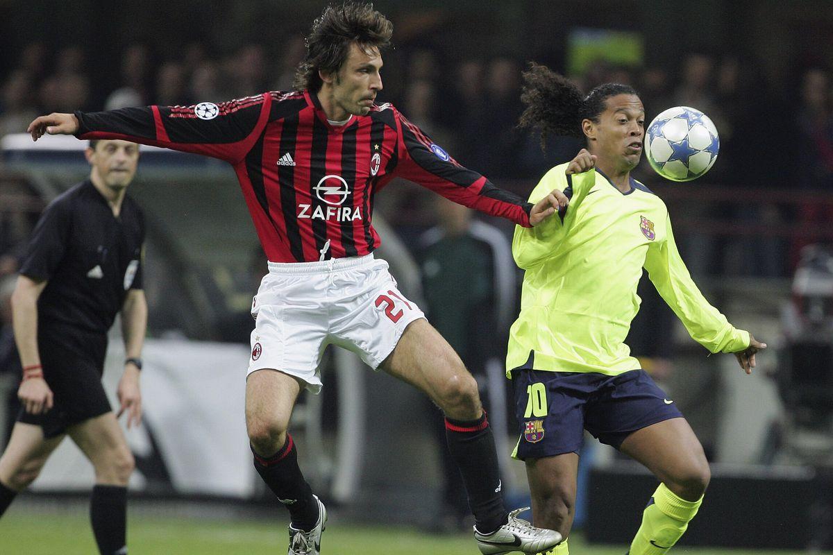 8b6da1ad5 Barcelona Champions League Memories  2006 CL semis vs. AC Milan ...