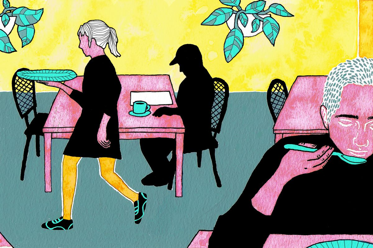 Dinner for One: How Restaurants Welcome Single Diners - Eater