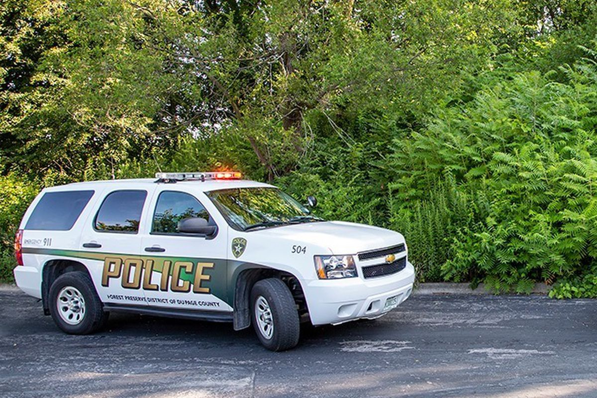 A body recovered from the West Branch of the DuPage River was identified as a missing West Chicago woman, officials said May 28, 2020.