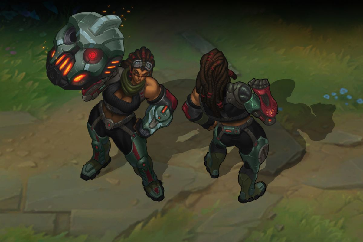 take a look at the battlecast illaoi skin concepts the rift herald