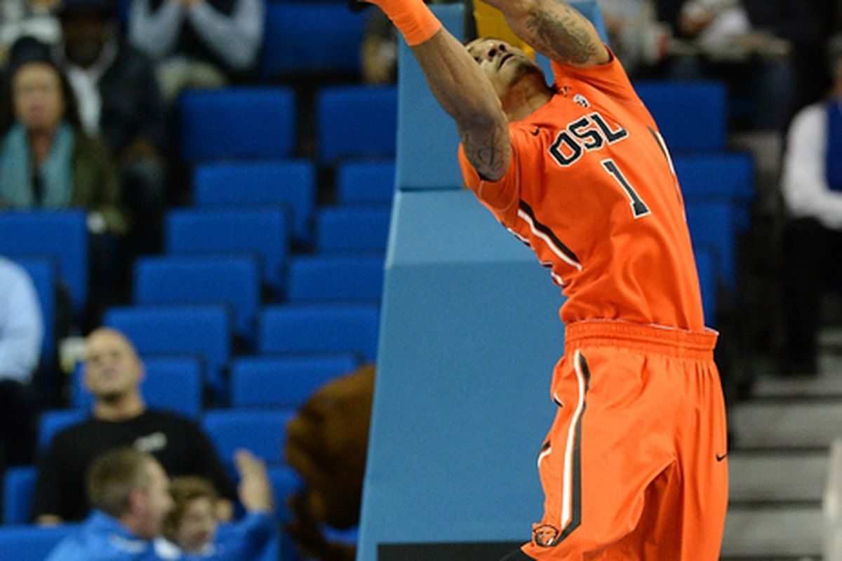 How much help will Gary Payton II get today against USC?