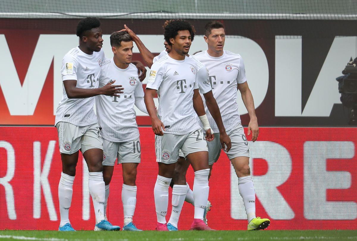 SC Paderborn 07 - FC Bayern Munich