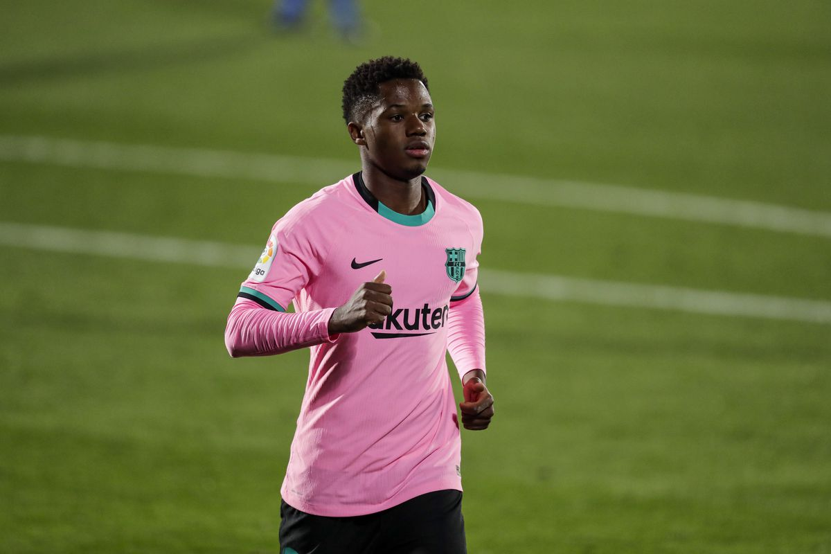 Paper attempts to apologize for racist Ansu Fati comments - Barca Blaugranes