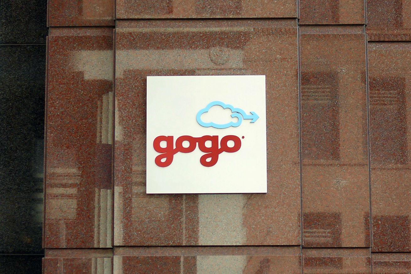Logo Of Gogo Inc.