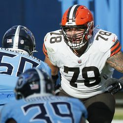 March 2020: At the start of free agency, Cleveland made a big splash when they signed RT Jack Conklin, TE Austin Hooper, and QB Case Keenum as their three big signings. Conklin has undoubtedly been a huge part of the offensive line's resurgence in 2020.