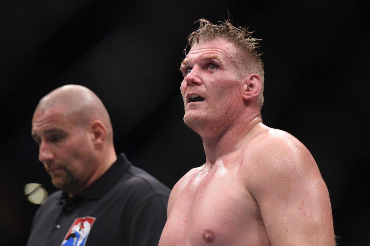 Josh Barnett UFC Bellator MMA NEWS USADA