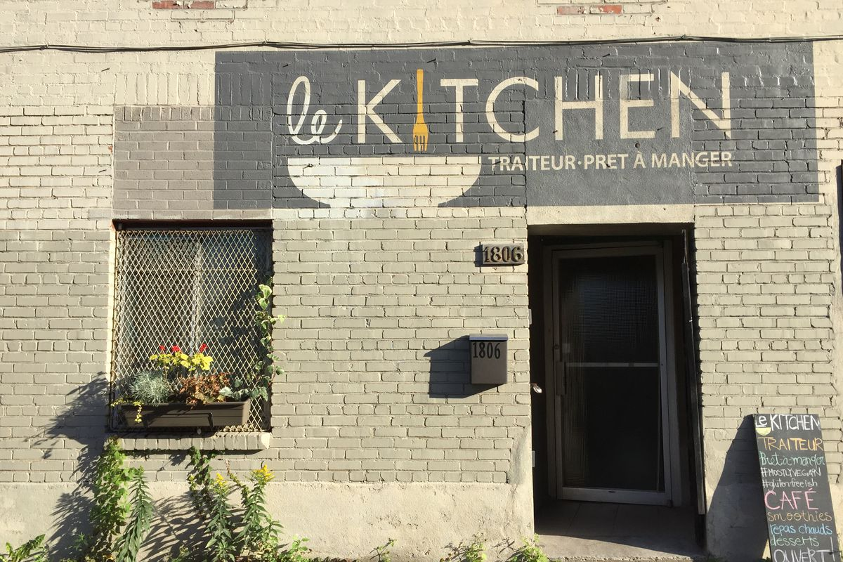 Dan Geltner Jumps Into Health Food at Le Kitchen - Eater Montreal