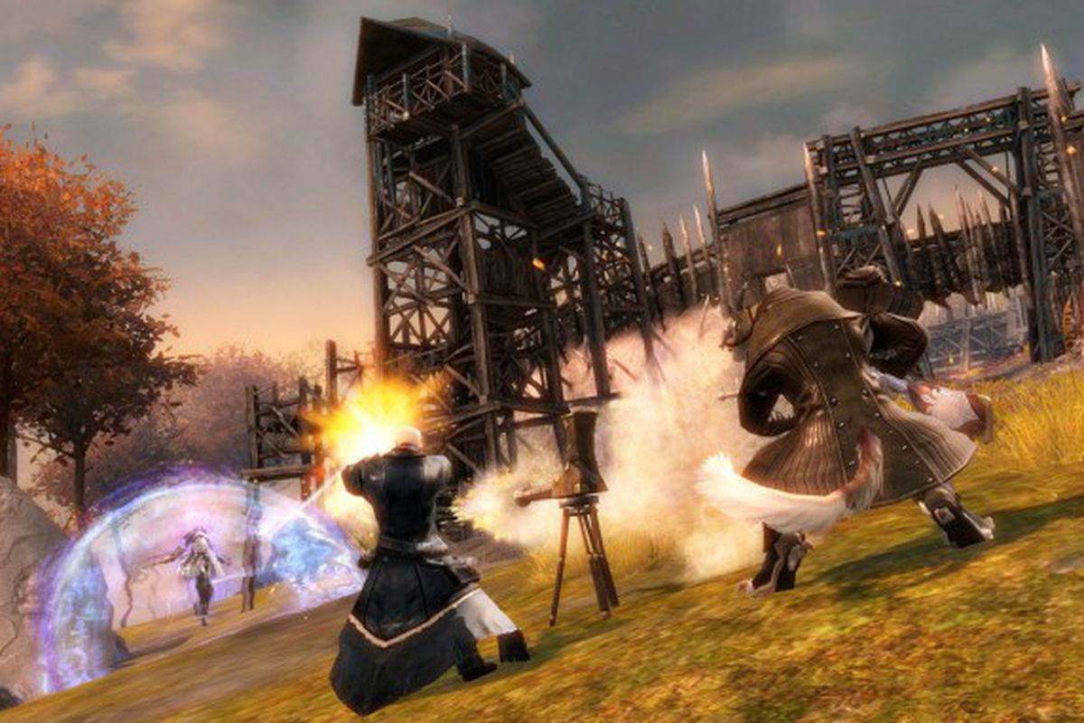 Guild Wars 2' is closer to wealth equality than the United States