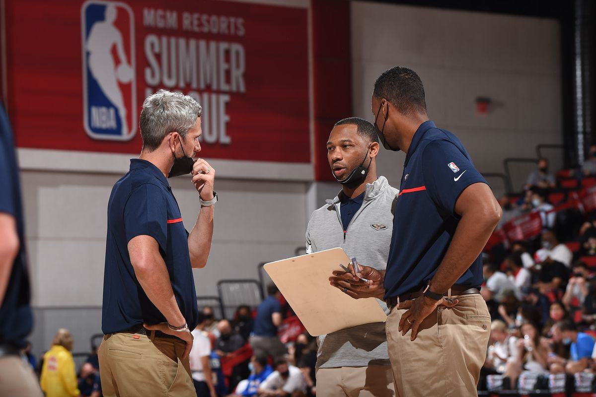 2021 Las Vegas Summer League - Oklahoma City Thunder v New Orleans Pelicans