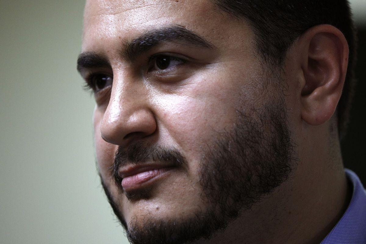 Dem. Gubernatorial Candidate Abdul El-Sayed Campaigns Ahead Of Michigan Primary