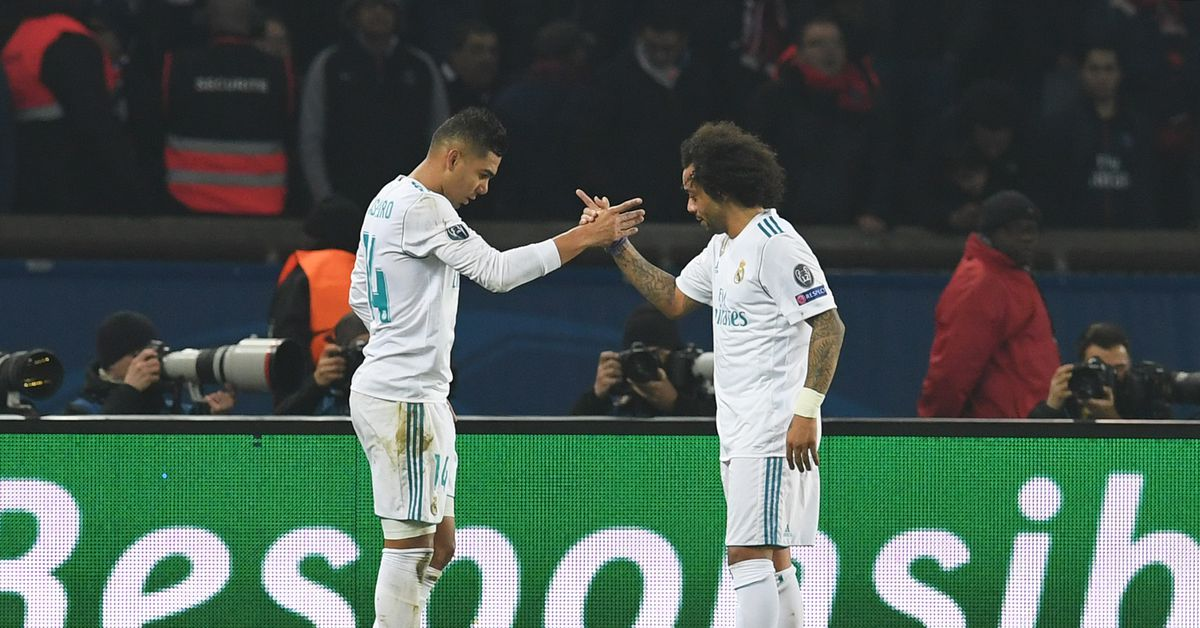 Player Ratings Real Madrid 2: 2 Real Madrid, Champions League