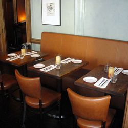 Banquette at Rittenhouse Tavern