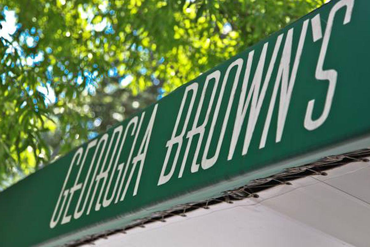 Georgia Brown's