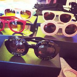 Wildfox's LA-inspired eyewear