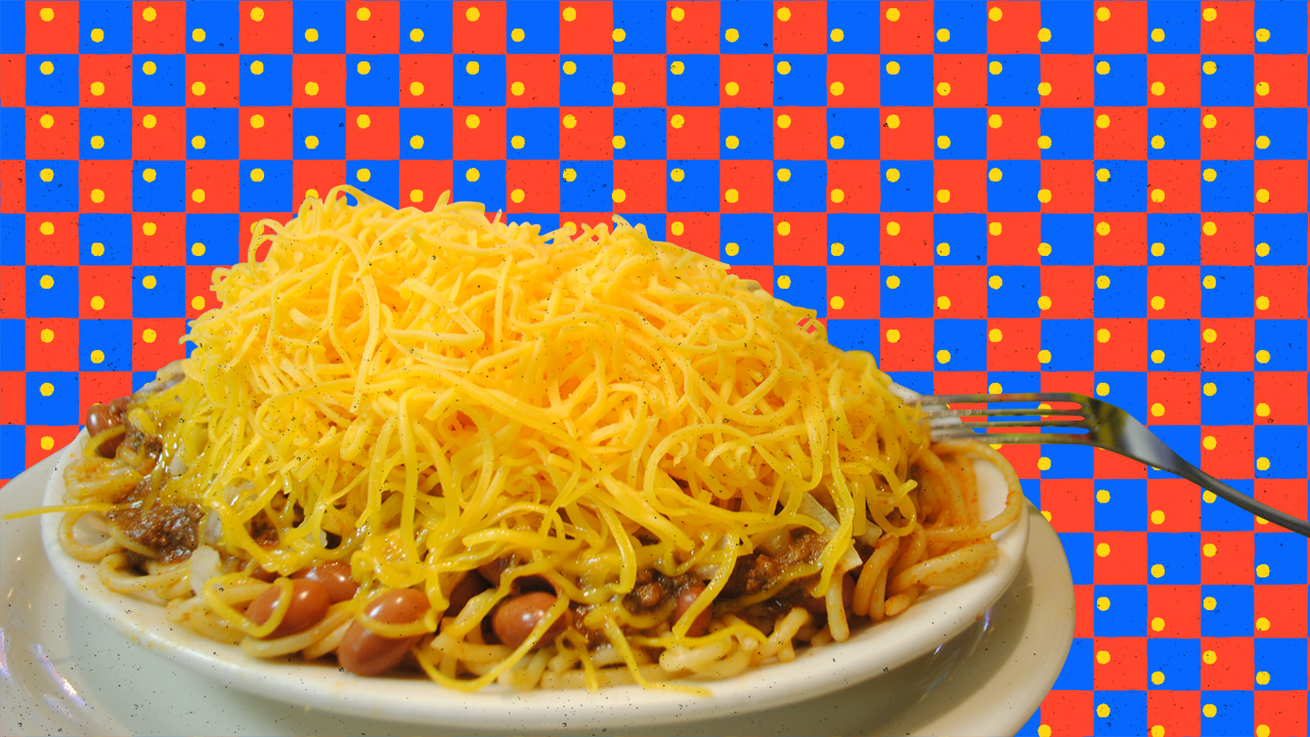 Cincinnati Chili Is America's Most Controversial Plate of Pasta