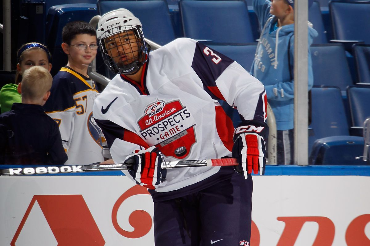Seth Jones will be a key component of the American defense