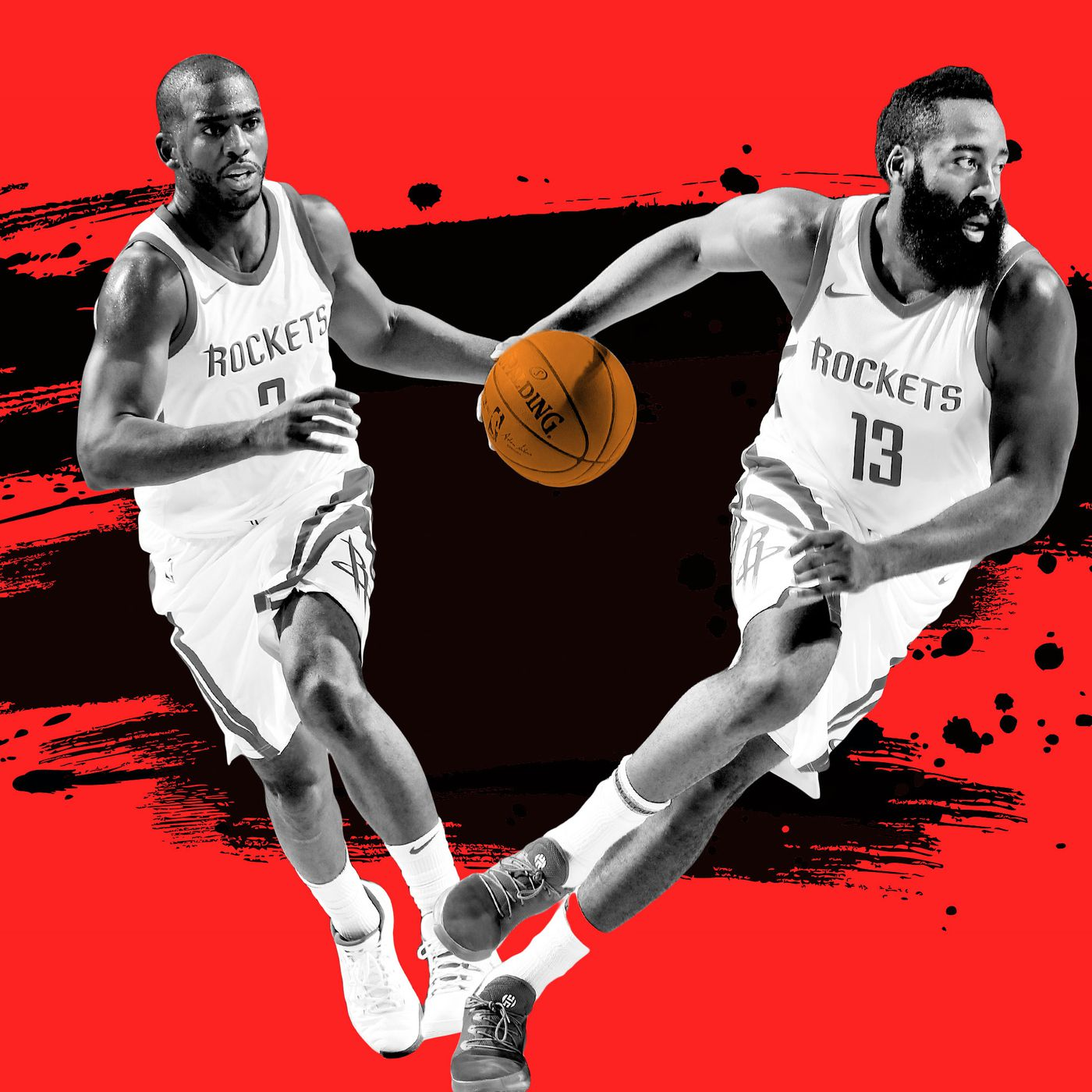 e9a6019fe408 The Harden-Paul Experiment Could Be the Best Offense in NBA History - The  Ringer