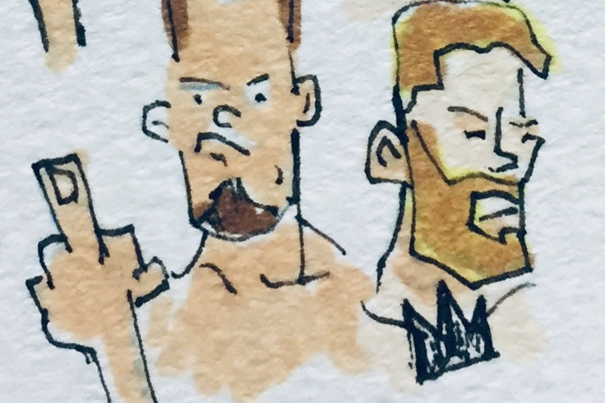 MMA Squared, Chris Rini, Joe Rogan, Conor McGregor, Donald Cerrone, Diaz Brothers