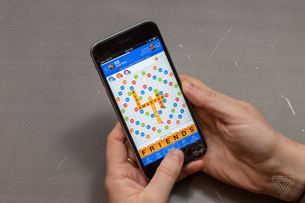 Words With Friends 2 Is A New Kind Of Video Game Sequel The Verge